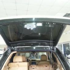 Установка камеры заднего вида на Porsche Cayenne